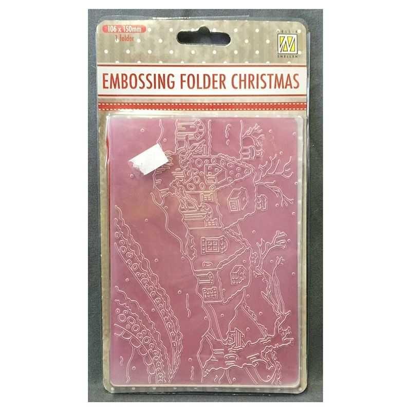 Fustella da embossing PIF003 - 1