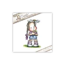 Tilda with Umbrella Daisy - 1