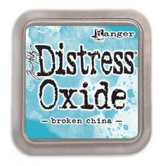 Ranger Tim Holtz - Distress Oxide - Ink Pad - Broken China - 1