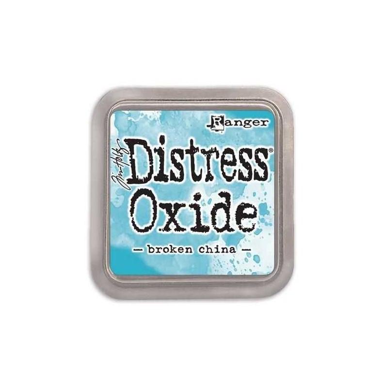 Ranger Tim Holtz - Distress Oxide - Ink Pad - Broken China - 1