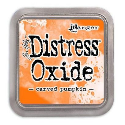 Ranger Tim Holtz - Distress Oxide - Ink Pad - Carved Pumpkin - 1
