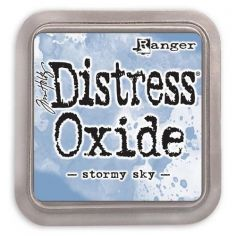 Ranger Tim Holtz - Distress Oxide - Ink Pad - Stormy Sky - 1