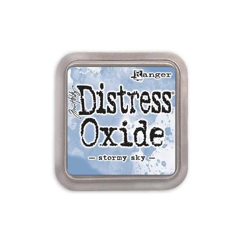 Ranger Tim Holtz - Distress Oxide - Ink Pad - Stormy Sky - 1