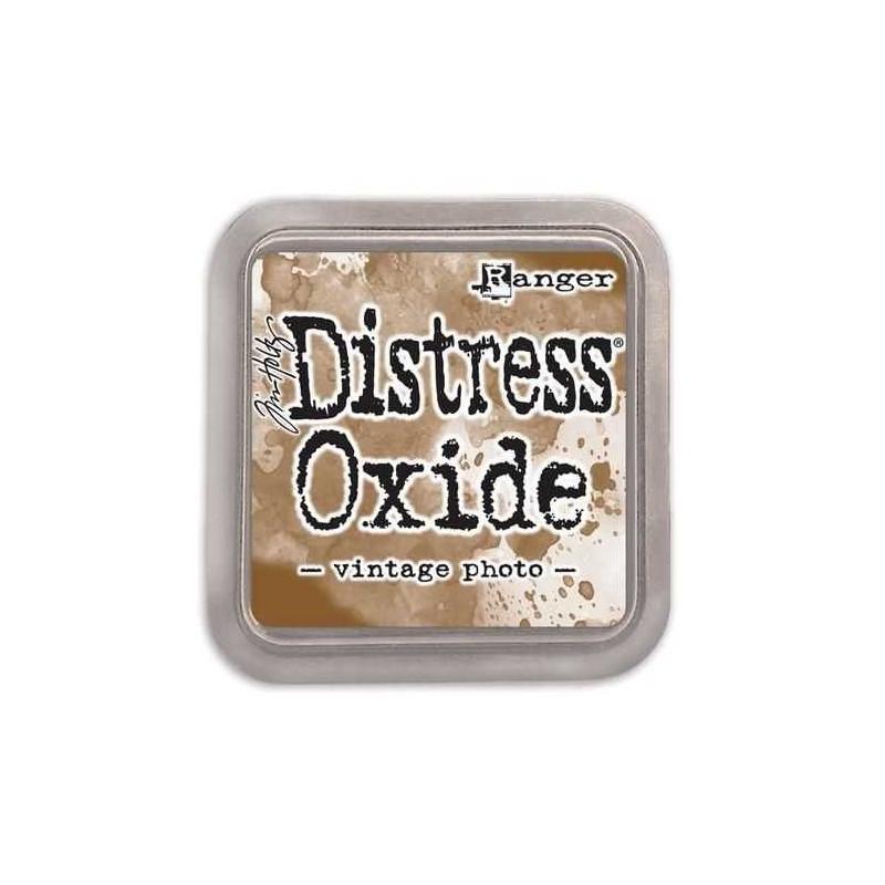 Ranger Tim Holtz - Distress Oxide - Ink Pad - Vintage Photo - 1