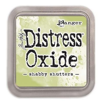 Ranger Tim Holtz - Distress Oxide - Ink Pad - Shabby Shutters - 1