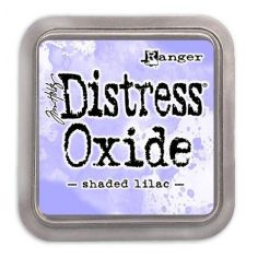 Ranger Tim Holtz - Distress Oxide - Ink Pad - Shaded Lilac - 1