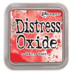 Ranger Tim Holtz - Distress Oxide - Ink Pad - Barn Door - 1