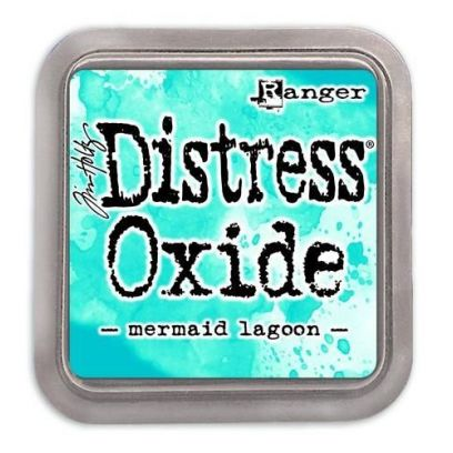 Ranger Tim Holtz - Distress Oxide - Ink Pad - Mermaid Lagoon - 1