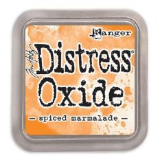 Ranger Tim Holtz - Distress Oxide - Ink Pad - Spiced Marmalade - 1