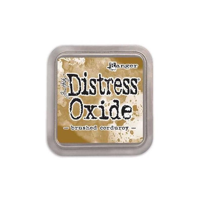 Ranger Tim Holtz - Distress Oxide - Ink Pad - Brushed Corduroy - 1