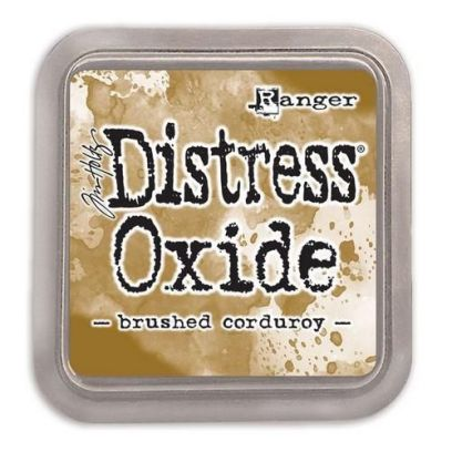 Ranger Tim Holtz - Distress Oxide - Ink Pad - Brushed Corduroy - 1