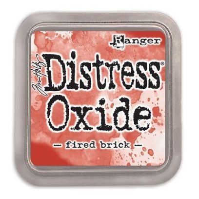 Ranger Tim Holtz - Distress Oxide - Ink Pad - Fired Brick - 1