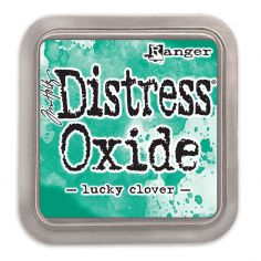 Ranger Tim Holtz - Distress Oxide - Ink Pad - Lucky Clover - 1