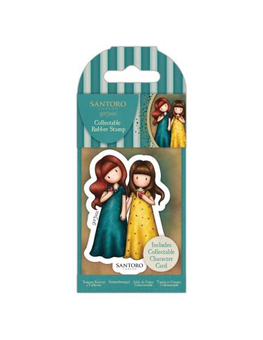 Gorjuss Mini Timbro – Hand on Heart - 1
