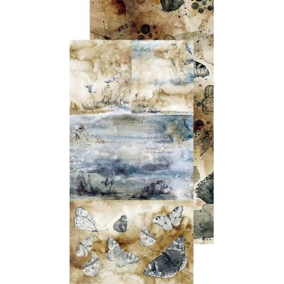 Tessuto Shabby - A Quilter' s Home 246040-000247