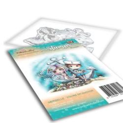 Tessuto Natale - Village Charm 270400