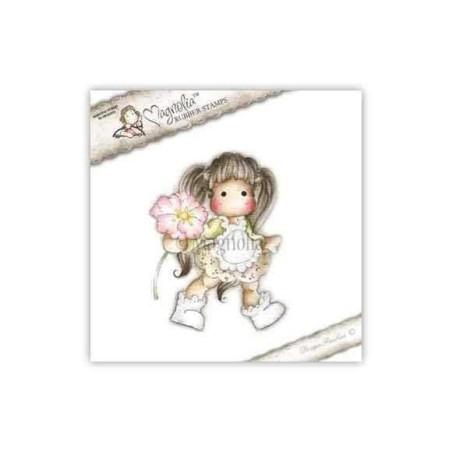 Timbro Magnolia - Poppy Tilda - 1