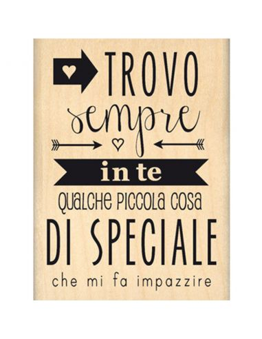 Timbro Florileges – Piccole Cose - 1