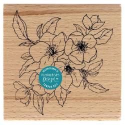 Timbro Florileges – Fleurs De Pommier - 1