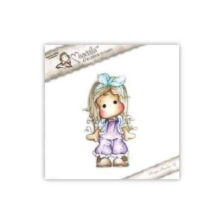 Timbro Magnolia - Tilda with Lace Pants - 1