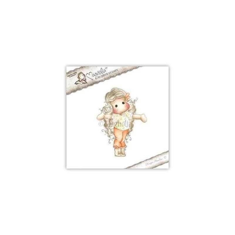 Timbro Magnolia - Tiptoe Tilda