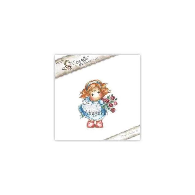 Timbro Magnolia - Tilda Hiding Rose Bouquet - 1