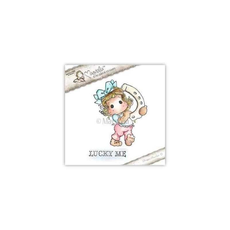 Timbro Magnolia - Lucky Me Tilda Duo