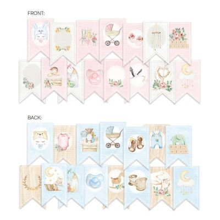 Blocco in Plexiglass - Clear Stamp block PMA9031005