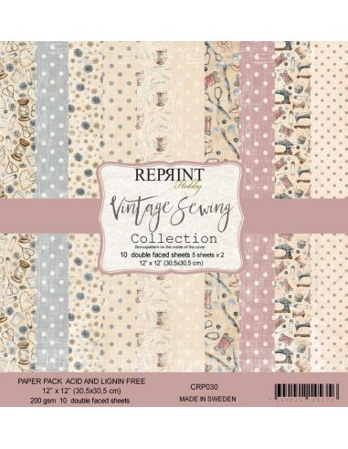 Paper Pad Reprint Vintage Sewing Collection - 1
