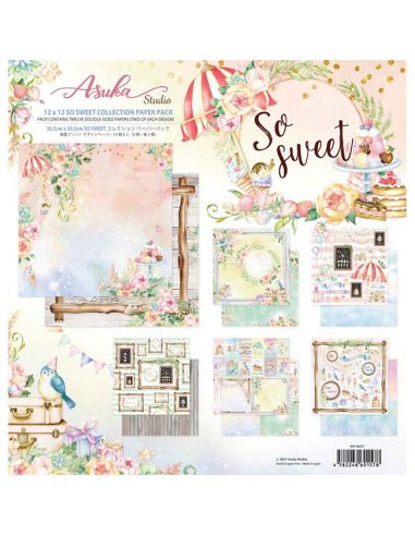 Memory Place Paper Pad So Sweet - 2