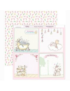 "Carte Gorjuss - Paper Pack 6""x6"" Gor160123"