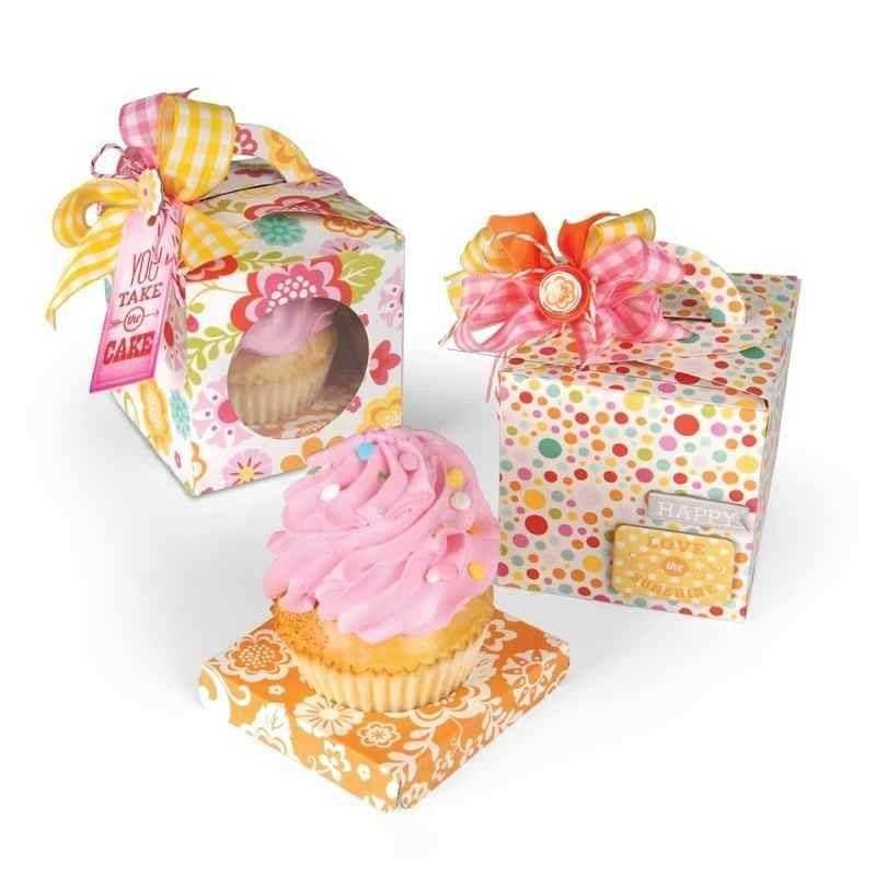 Fustella Scatola Cupcake - Bigz Box...