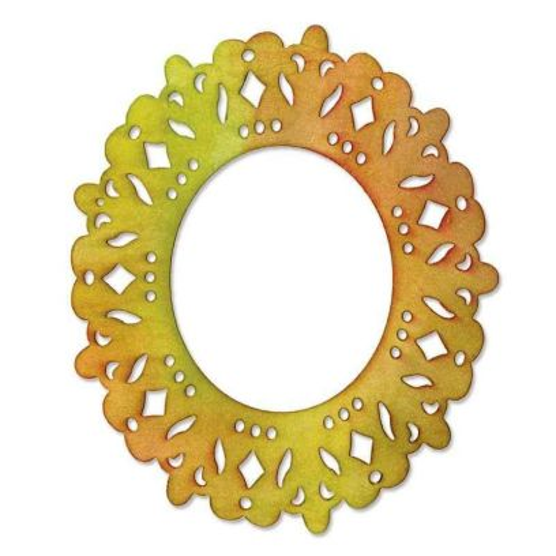 Fustella Cornice - Sizzlits Frame Ornate