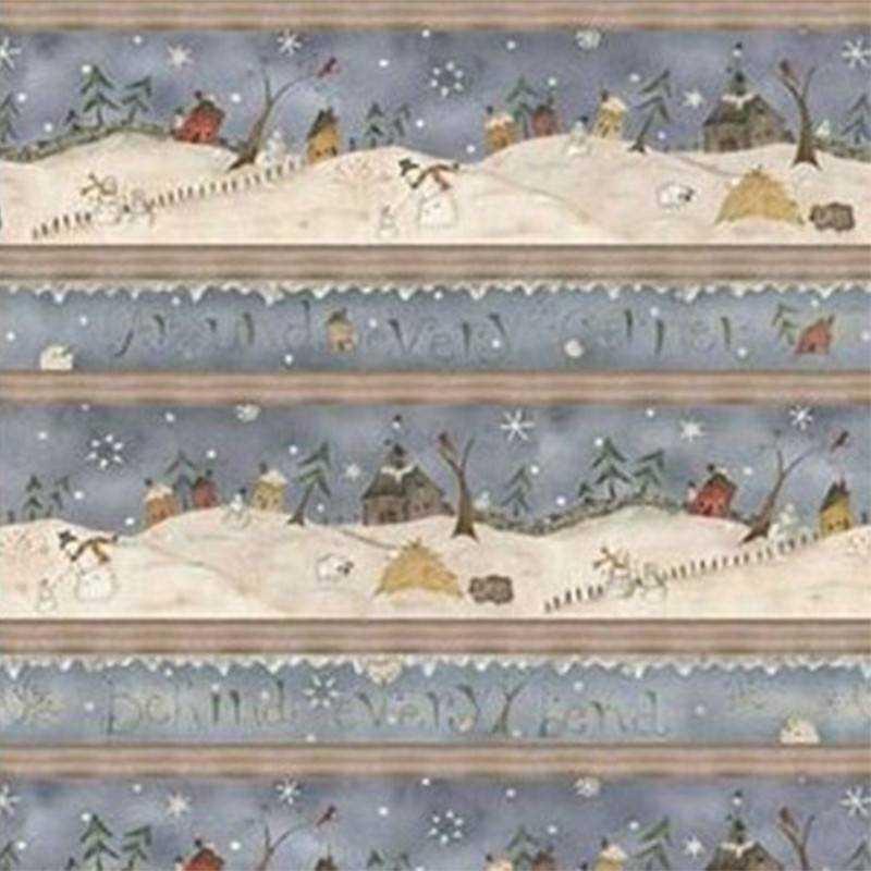 Tessuto Natale - Too Many Men 245826 2 - 1