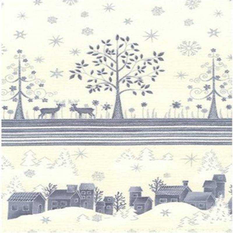 Tessuto Natale - Raphael 4590 124