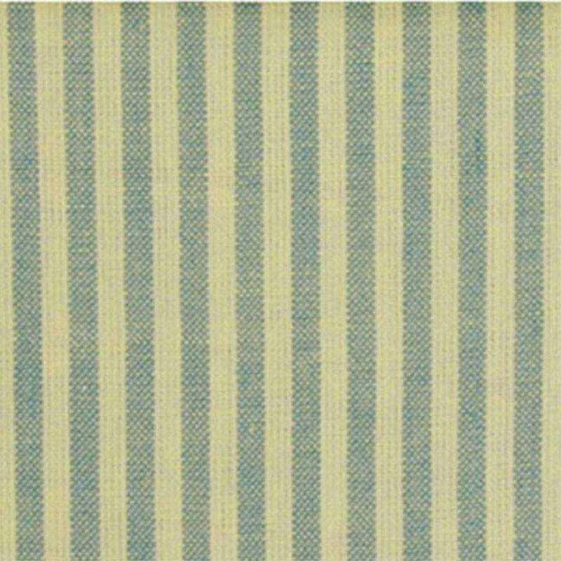 Tessuto Tinto in Filo - Ginger Blue Stripe - 1