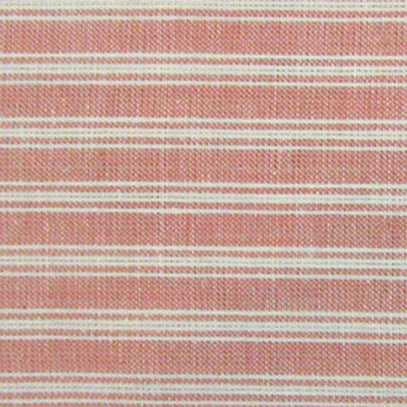 Tessuto Tinto in Filo - Petal Pink Ticking Stripe - 1