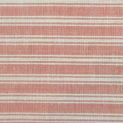 Tessuto Tinto in Filo - Petal Pink Ticking Stripe - 1