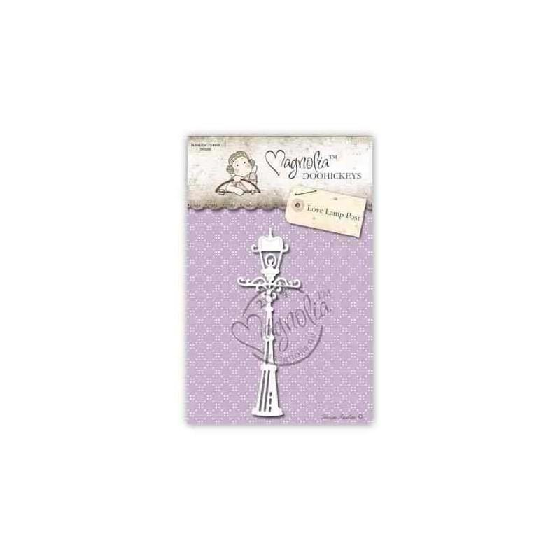 Fustella Magnolia Lampione  - Love Lamp Post - 1