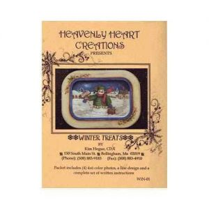 Pattern Kim Hogue - Winter Treats - 1