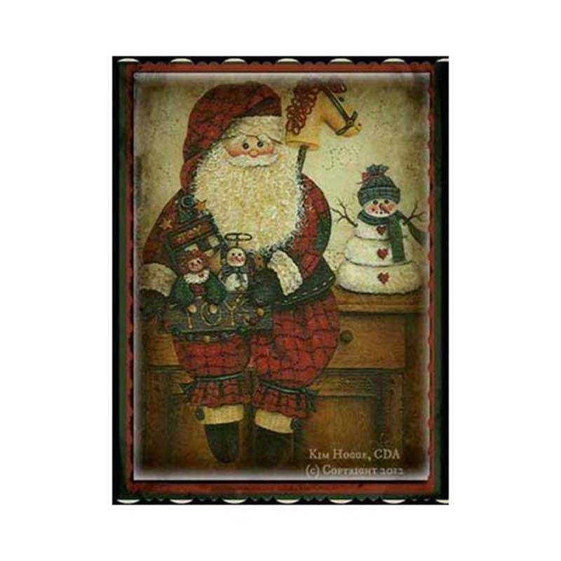 Pattern Kim Hogue - Santa's Toys - 1