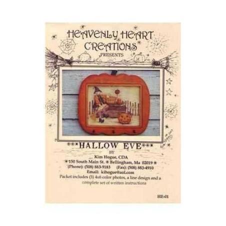 Pattern Kim Hogue - Hallow Eve - 1