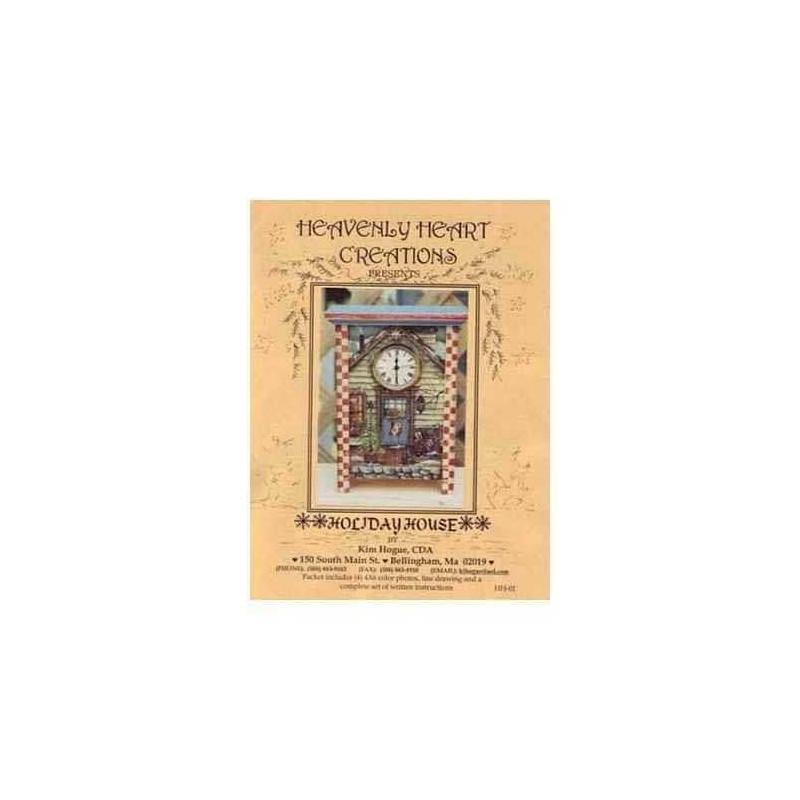 Pattern Kim Hogue - Holiday House - 1