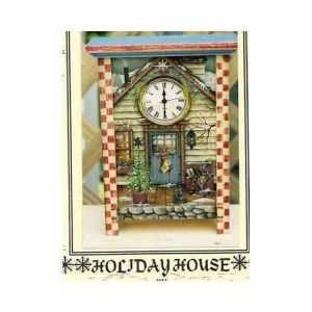 Pattern Kim Hogue - Holiday House - 2