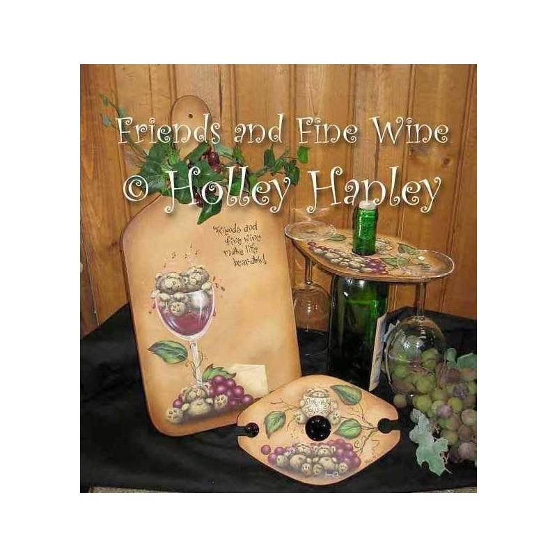 Pattern Holly Hanley - Friend & Fine...