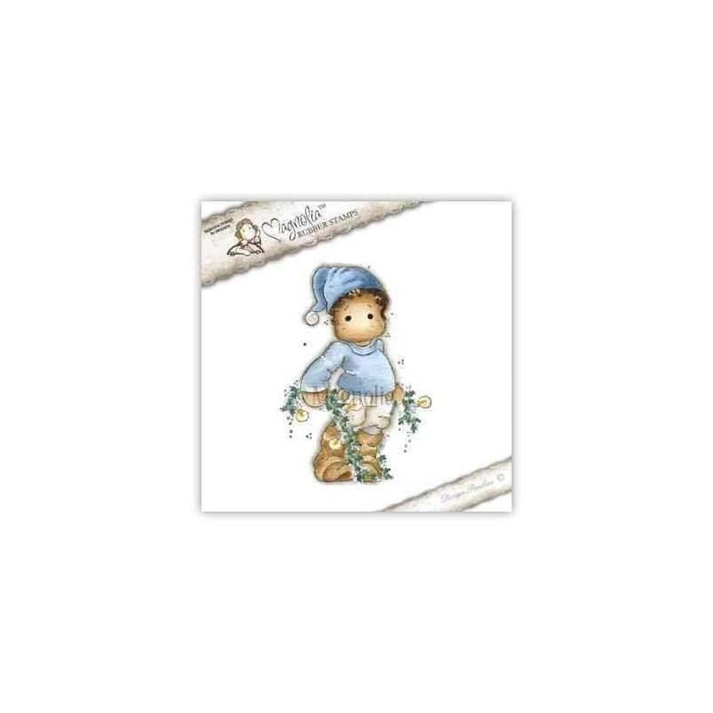 Timbro Magnolia - Edwin with Windling Fern - 1