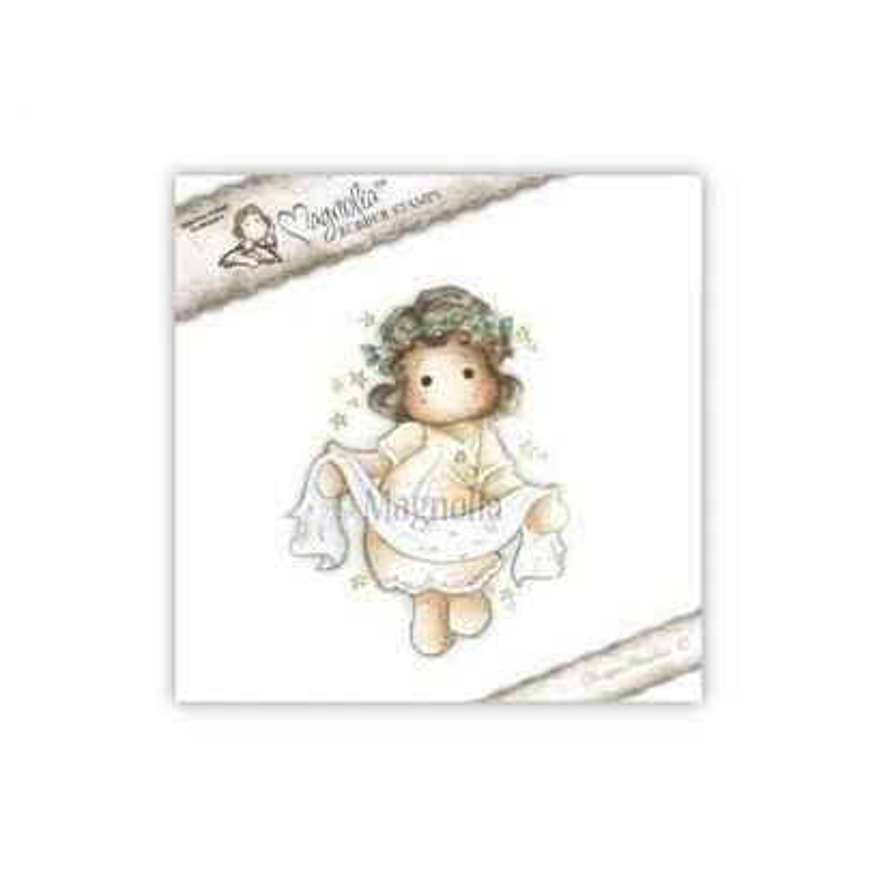 Timbro Magnolia - Tilda with Banner - 1