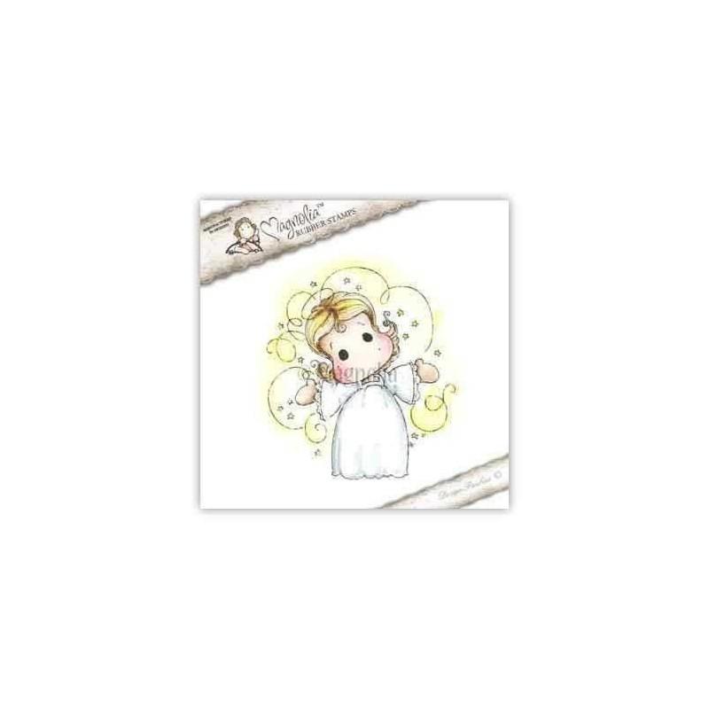 Timbro Magnolia - Swirly Tilda
