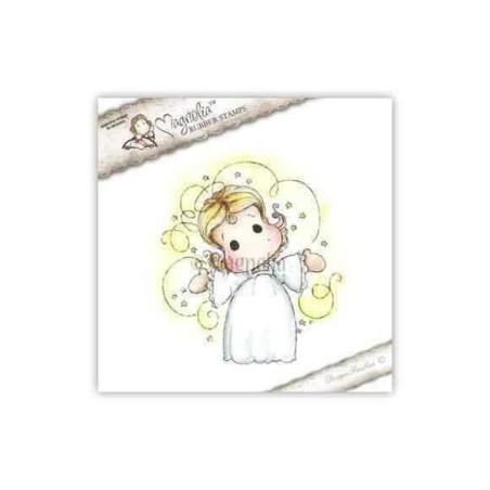 Timbro Magnolia - Swirly Tilda - 1