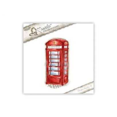 Timbro Magnolia - Vintage Phone Booth - 1